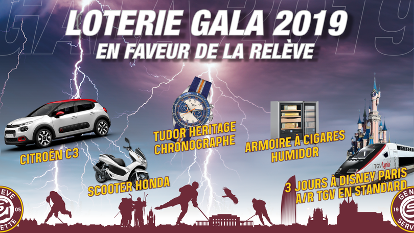 Loterie Gala 2019