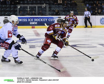 Coupe Suisse: GSHC - Rapperswil (6-2)