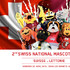 Suisse-Lettonie – 2nd Swiss National Mascots Show