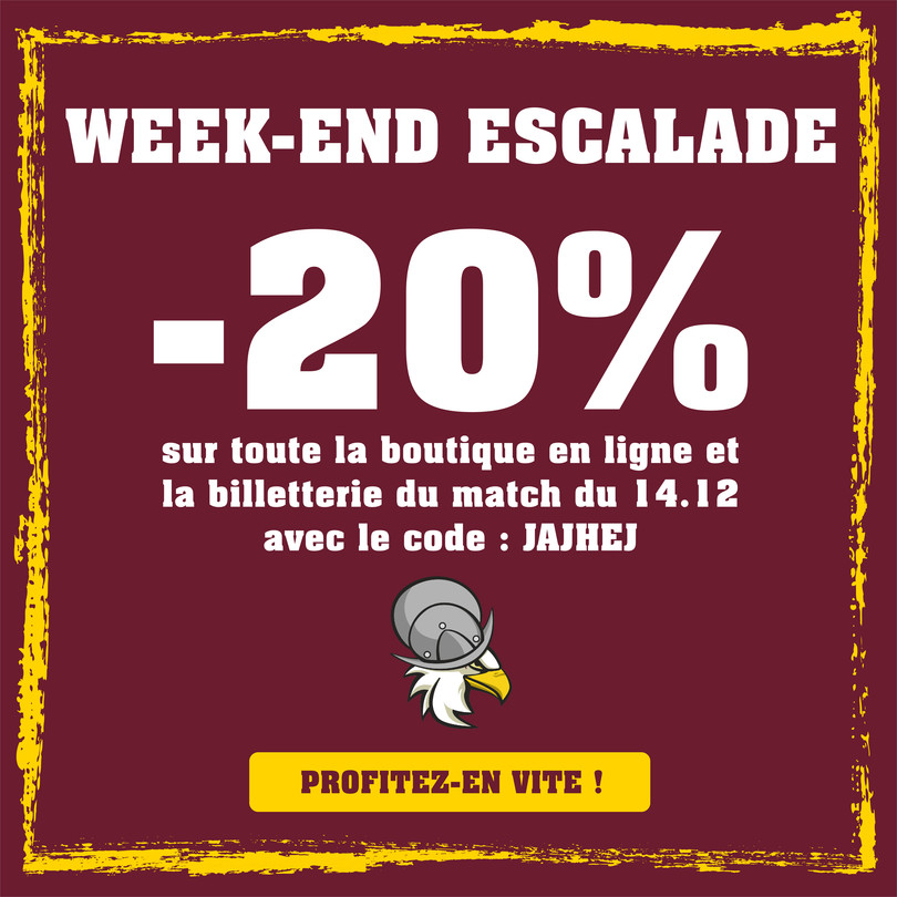 Week-End Escalade