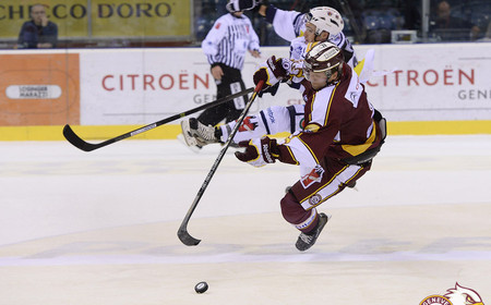 GSHC-Ambri (1:2) & Réaction de Rod