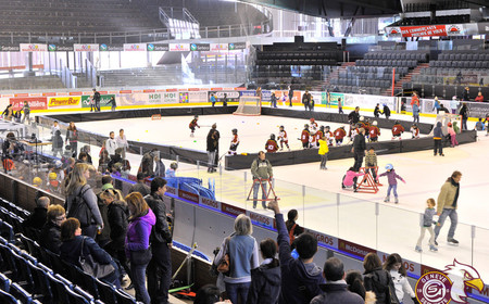 Retour en images – Swiss Ice Hockey Day et Fête de la Glace