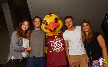 CHL: Sparta Prague - Photos du public