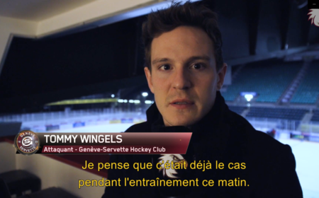 Le match vu par : Tommy Wingels