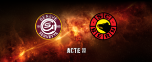 L'avant-match GSHC vs SCB
